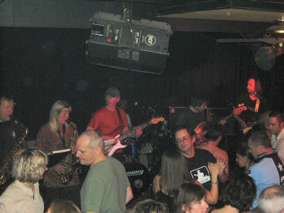The Bridge at the Prom, Bristol, 21 January 2006