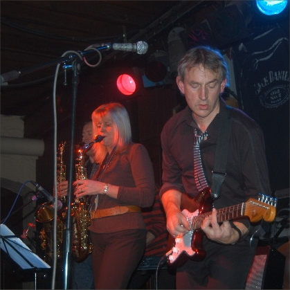 Live at the Fleece, Bristol, December 2006